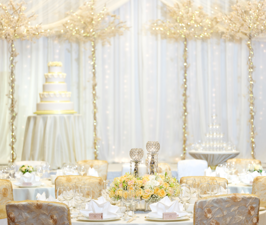 Sheraton Towers Singapore Wedding | Crystal Bliss