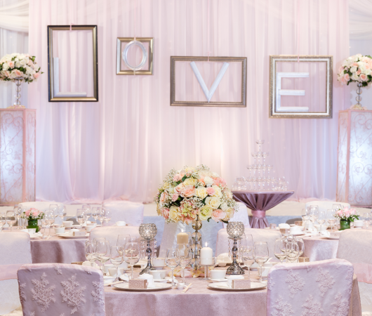 Sheraton Towers Singapore Wedding | Blushing Splendour